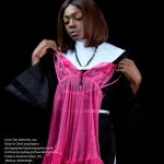 [PHOTOS] Beverly Osu Courts Controversy With Latest Magazine Cover