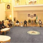 [PHOTOS] Rivers State Governor, Nyesom Wike Hosts D'banj At The State House