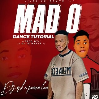 [Free Dance Beat] Poco - Mad O Ft DJ Yk Beat Dance Tutorial