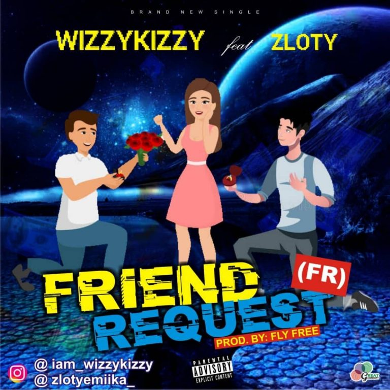 Music : Wizzykizzy - Friend Request