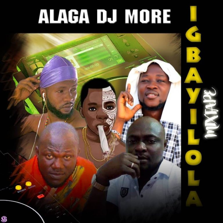 Mixtape : Dj More - Igbayilola Mixtape
