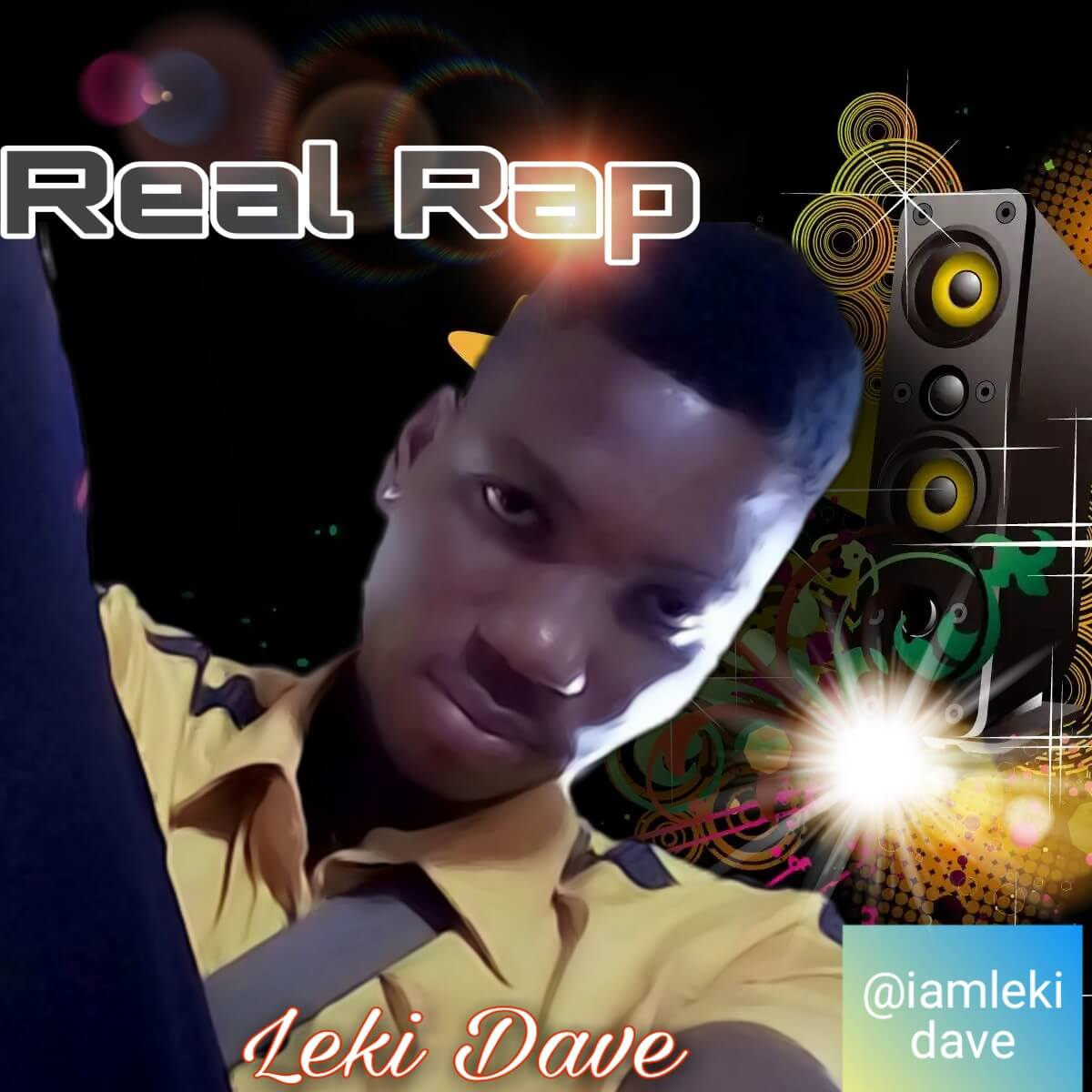 Music : Leki Dave - Real Rap