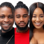 BBNaija 2020: Erica May Be Acting – Praise Advises Laycon Over Love Triangle