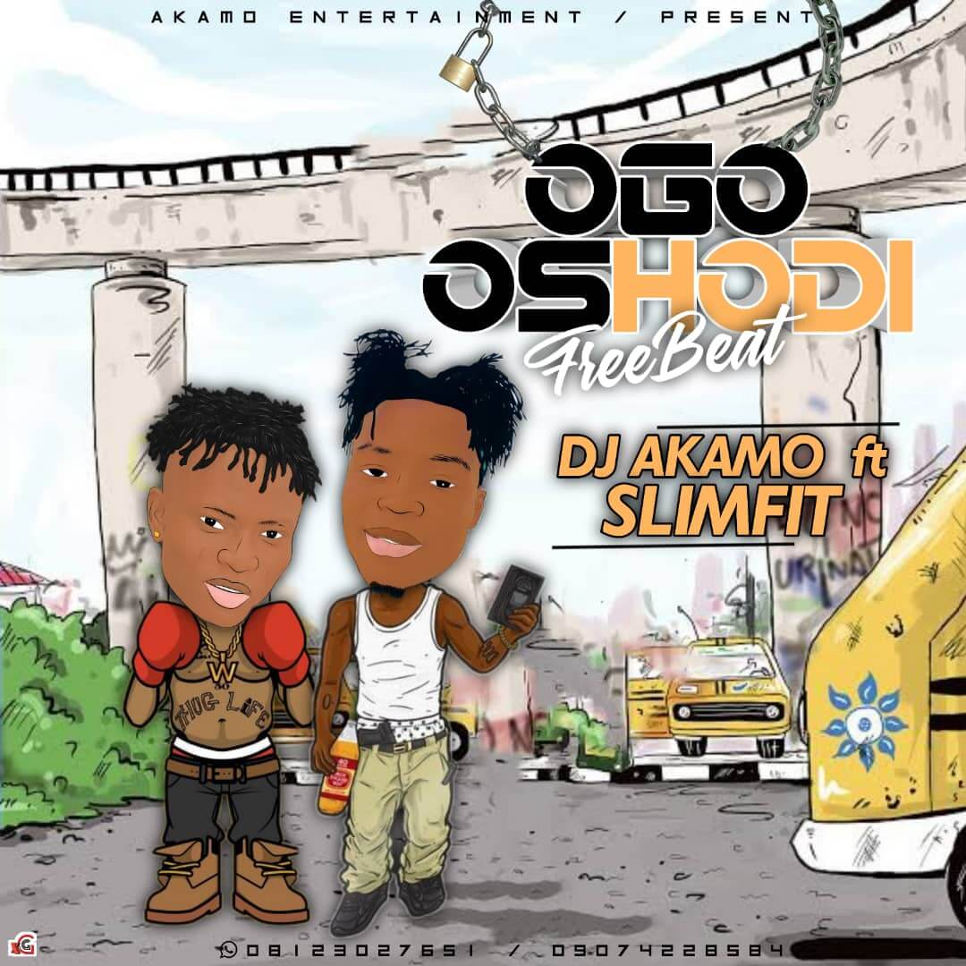 FreeBeat : Dj Akamo Ft SlimFit - OGO Oshodi