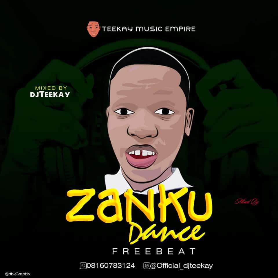 FreeBeat : DJ Teekay - Zanku Beat