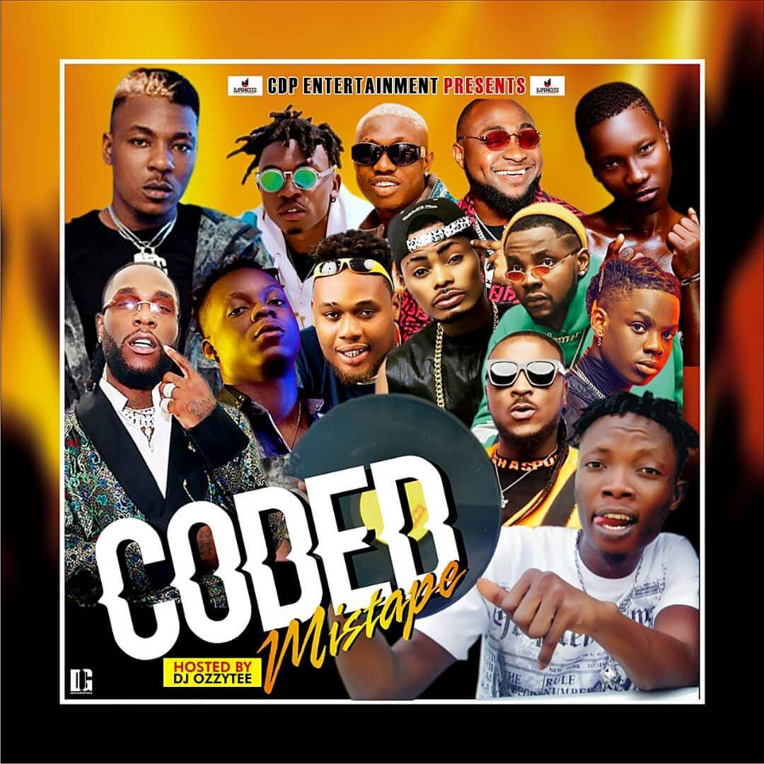 DJ Teekay coded mixtape