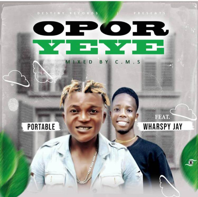Portable Ft Wharspy Jay - Opor Yeye