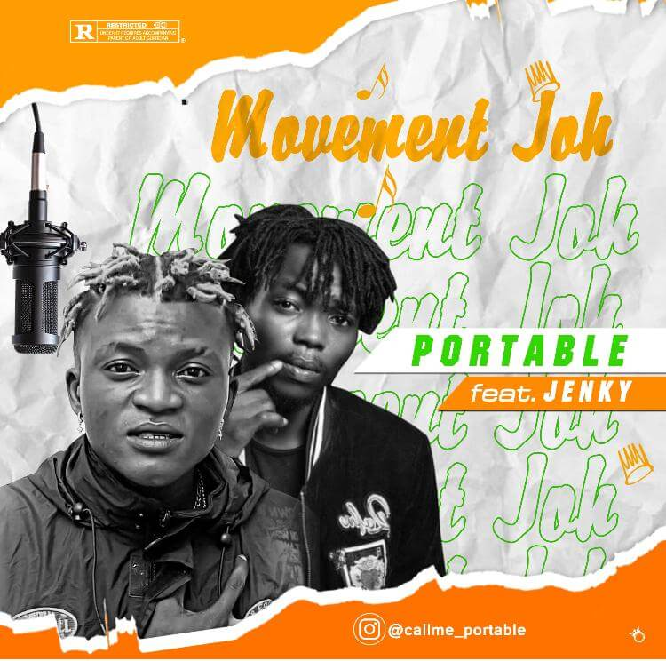 [Music] Jenky ft Portablt - Africa Movement