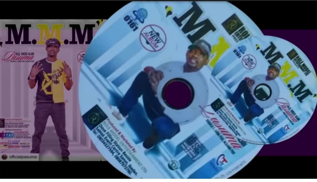 Pasuma - Mmm(Money Making Machine) Album