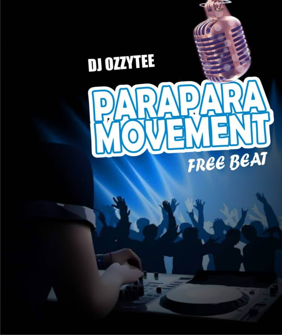 FREE BEAT - DJOZZYTEE - PARAPARA MOVEMENT