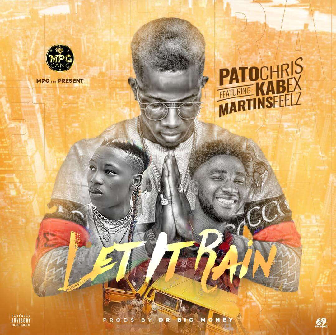 Patochris ft Kabex & Martinsfeelz - Let It Rain