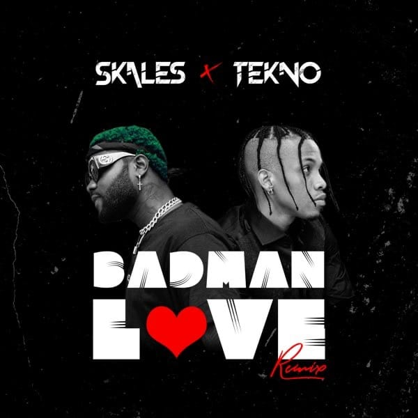 Skales ft. Tekno - Badman Love (Remix)