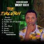[Music] Vicky Rich – Aje Ft Snowz