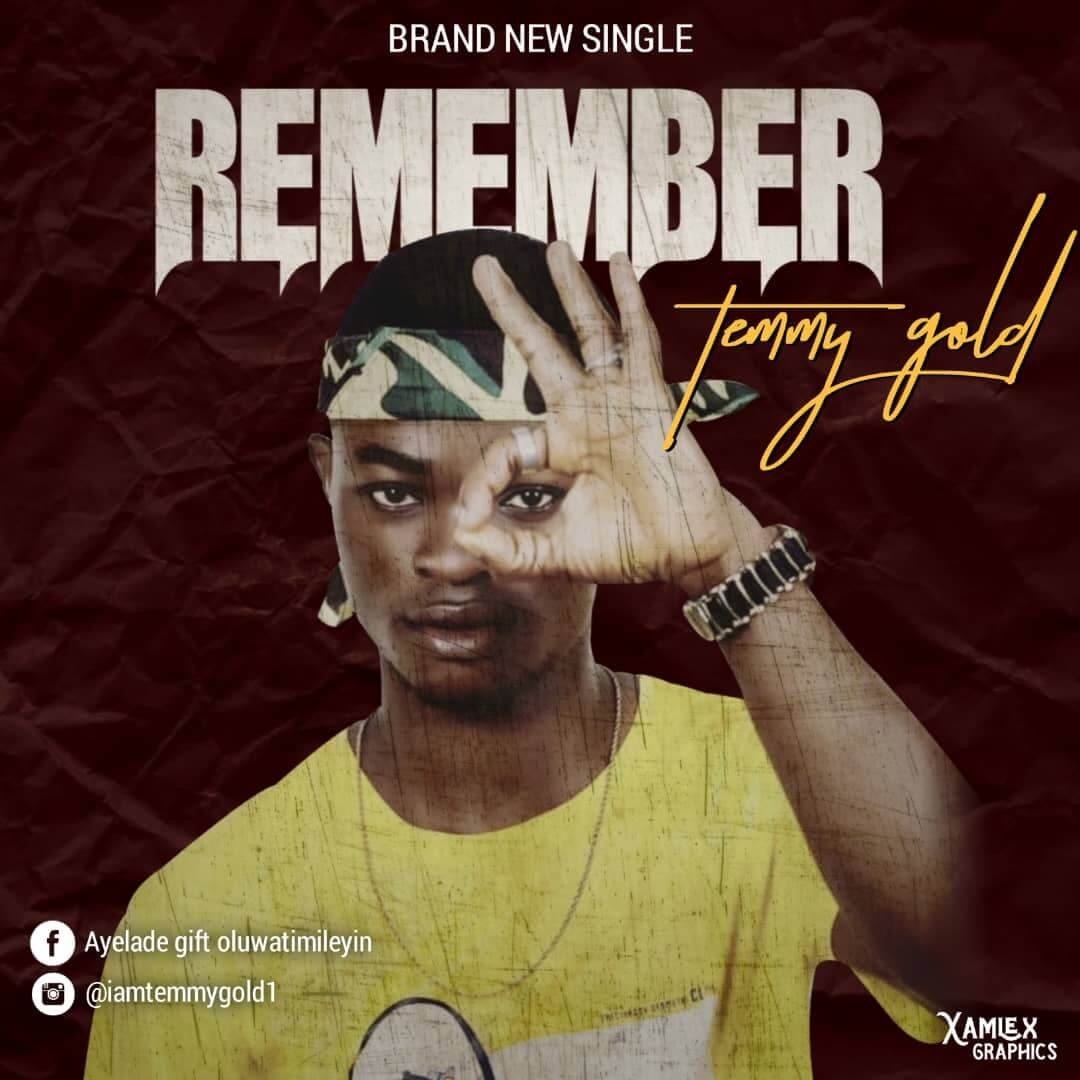 Temmy Gold - Remember