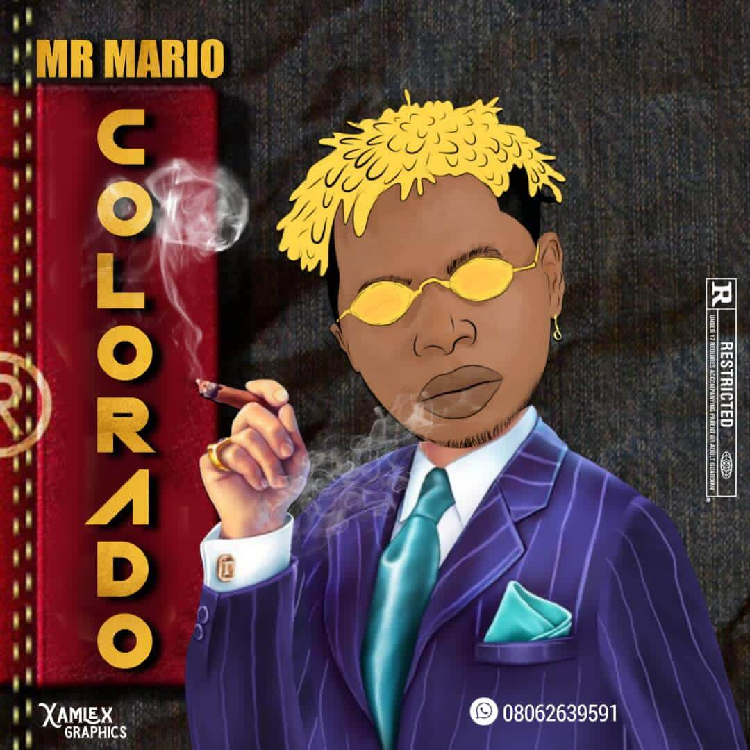 DJ Tansho Ft Mr Mario -  Colorado Refix