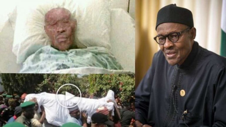 SURPRISE EXPOSED! Journalist Who Covered Pres. Buhari's Funeral In Saudi Arabia Finally Speaks – Shows Evidence (Video)