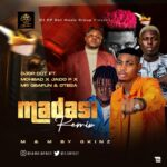HOT BANG!: DJ OP Dot Ft. Mohbad x Jaido P x Mr Gbafun & Otega – Madasi Remix