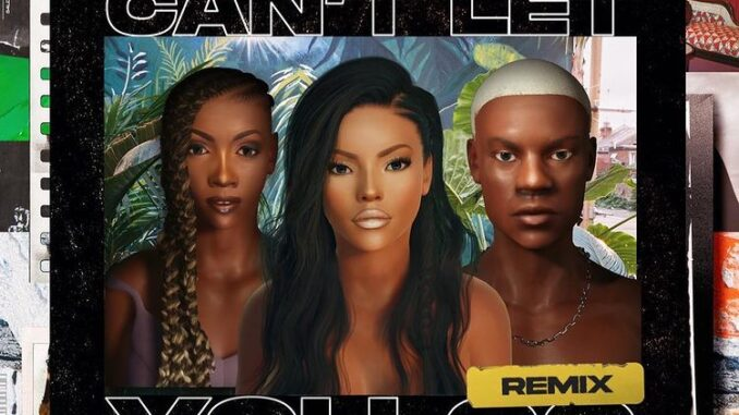 Stefflon Don Ft. Rema & Tiwa Savage – Can't Let You Go (Remix)