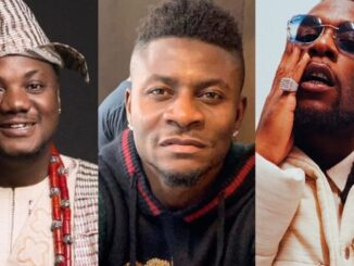 Obafemi Martins reacts to CDQ & Burna Boy's drama