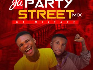 [Mixtape] Dj Double Kay ft Samplus6ix - Ja Party Mix